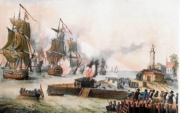 Die Schlacht Von Cartagena De Indias Diebestenkrieger Com